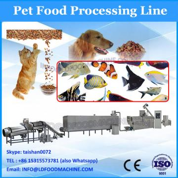 Big size dog food processing machine