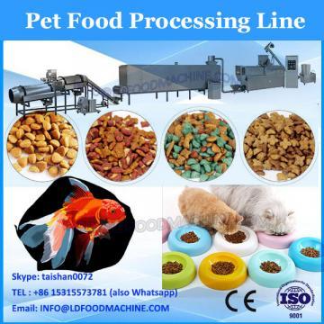 Performance moderate energy saving pet food machinery