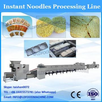 instant ramen noodle Procession line