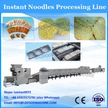 MT series Chinese instant noodle making machine for food processing machines