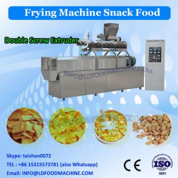 globle available high capacity kurkure / bugle chips /tortilla/cheetos electricity heating continuous fryer