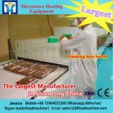 tunnel green tea&black tea& buckwheat tea microwave drying and sterilization machine