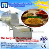 pork skin microwave drying machine/puffing machine for pork skin