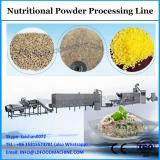 Infant nutritional powder process machine