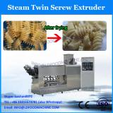 China golden supplier crispy puffed snack twin screw extruder/extruded corn snack production line