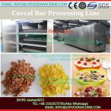 TK-A15 MUSELI CHOCOLATE BARS MAKING MACHINE
