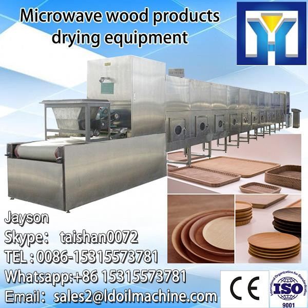 Armenia cabbage palm fiber drying rotary dryer with new system #3 image