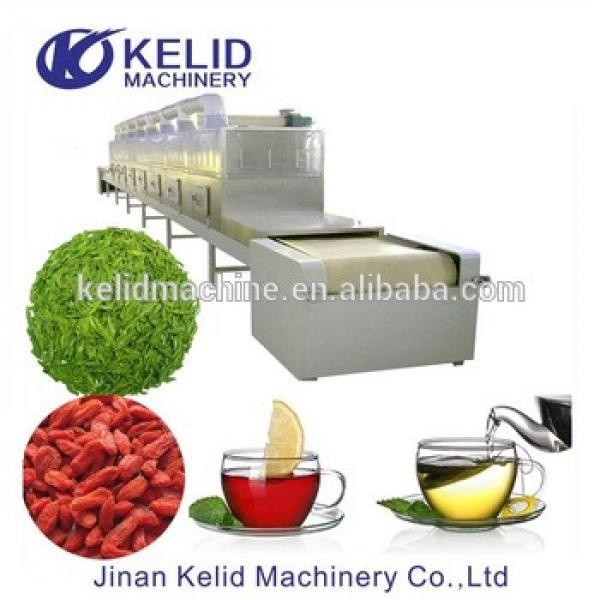 automatic tunnel conveyor microwave industry oven #5 image