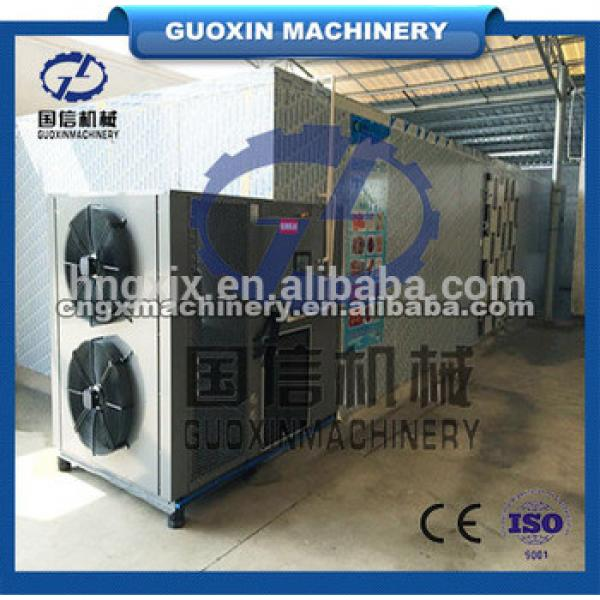 Professional heat pump dryer for drying of moringa leaves #5 image