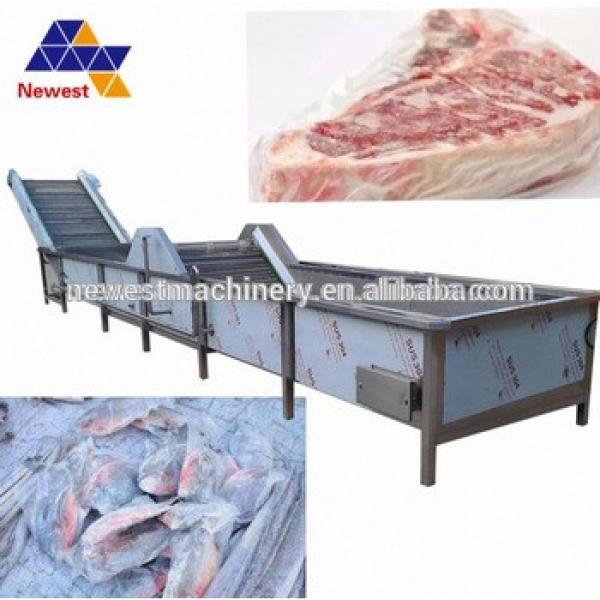 Low price meat thawing machine/frozen beef mutton chicken #5 image