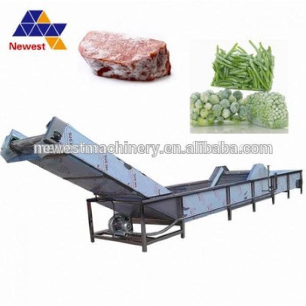 Cheap price unfreezer and continuous cooker/frozen meat unfreezer/frozen fish defroster #5 image