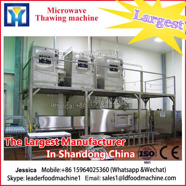 automatic tunnel conveyor microwave industry oven #3 image