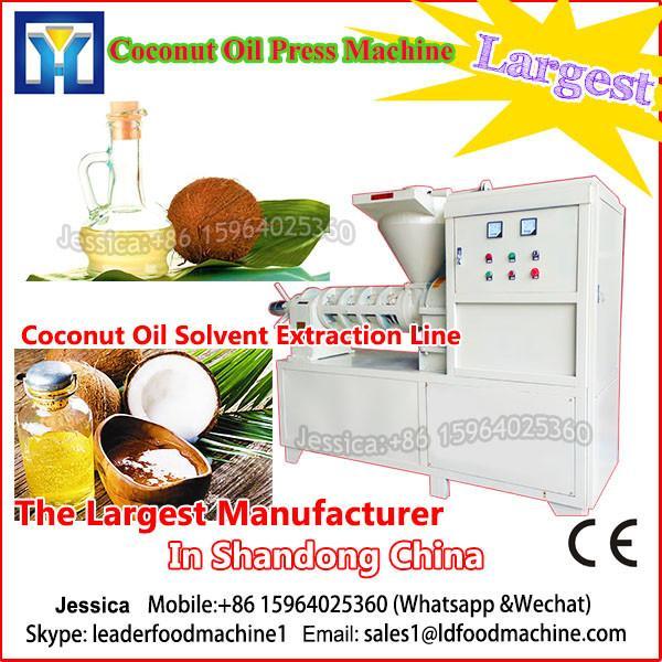 LDE Canola Cold Oil Press Machine #1 image