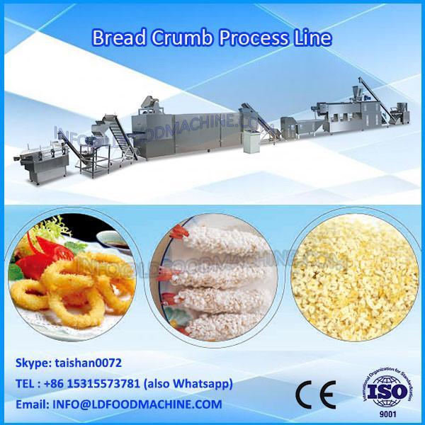 China Dayi CE panko bread crumbs extruder machines #3 image