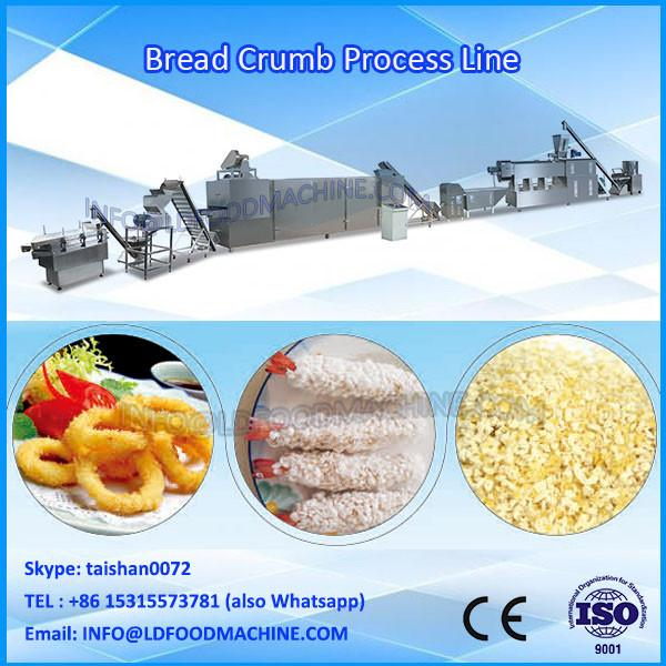 Effectively Automatic Soya Nugget /Bread Crumbs Plant Making Machine #1 image