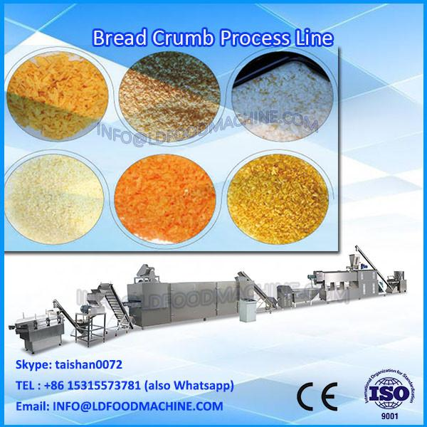 Effectively Automatic Soya Nugget /Bread Crumbs Plant Making Machine #3 image