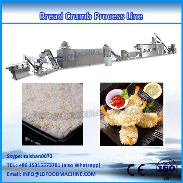 China Dayi CE panko bread crumbs extruder machines #1 image