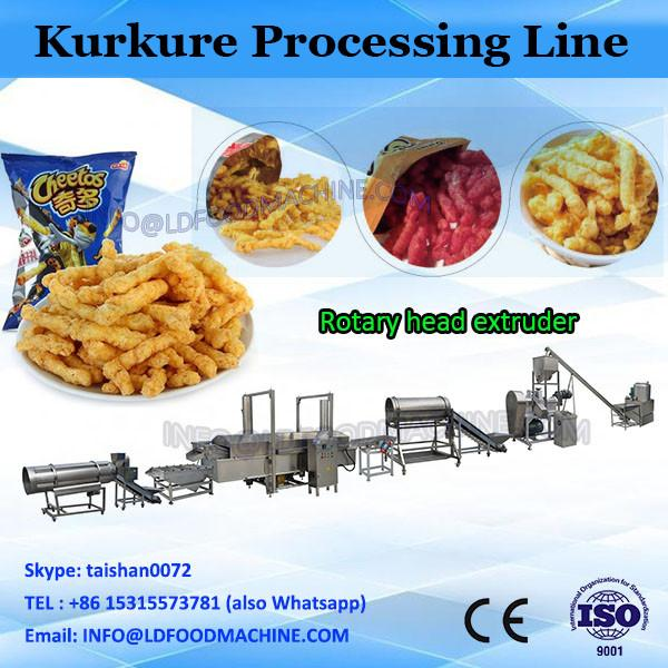 Factory manufactured fried cheetos extruder machine #3 image