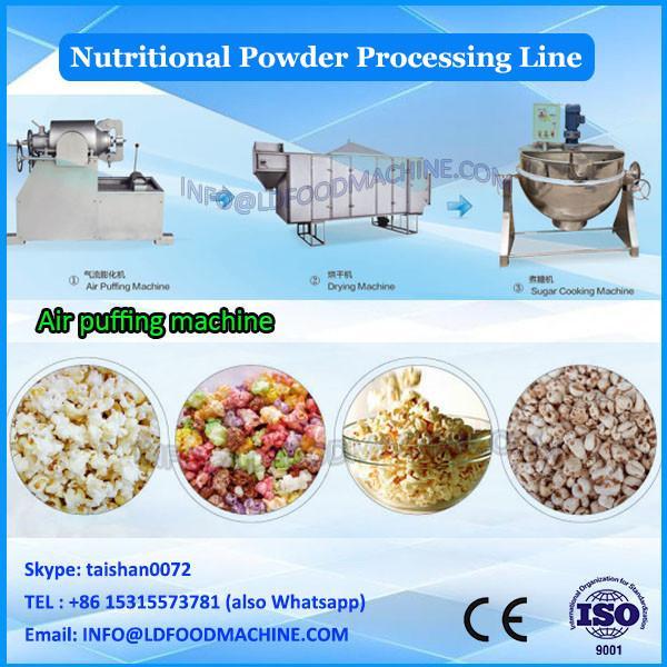 Nutrition powder/ baby rice powder making machine #2 image