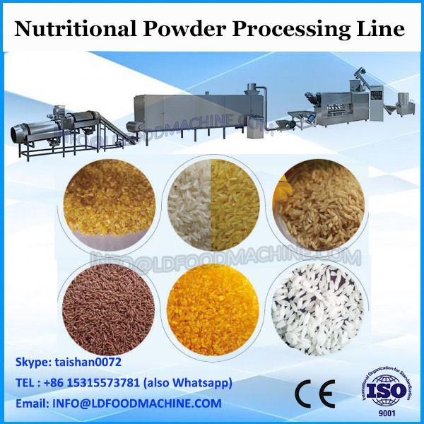 Chinese supplier extrusion method modified starch making machine extruded machines equipment #3 image