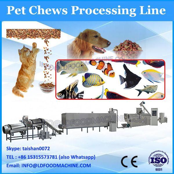 Interzoo Cowhide Dog Treats Bone Pressed Machine #1 image