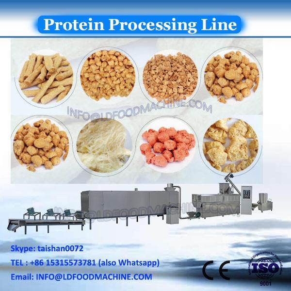 industrial TVP soya meat making machine #3 image
