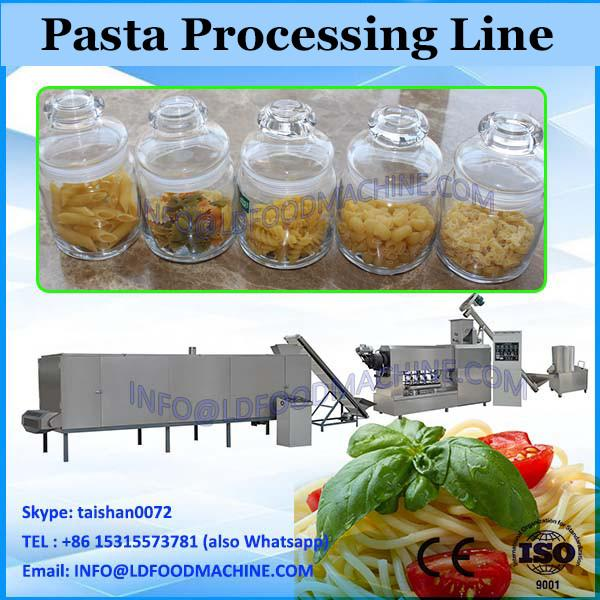 automatic stainless steel corn 3d snacks machine factory #3 image