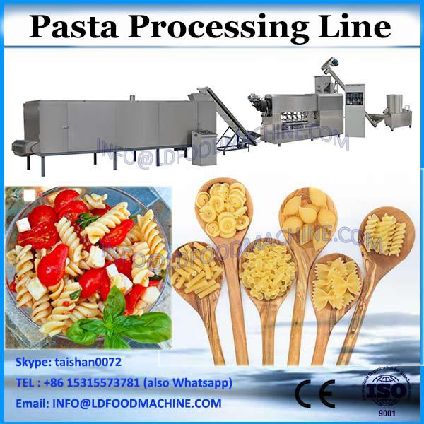 automatic stainless steel corn 3d snacks machine factory #1 image