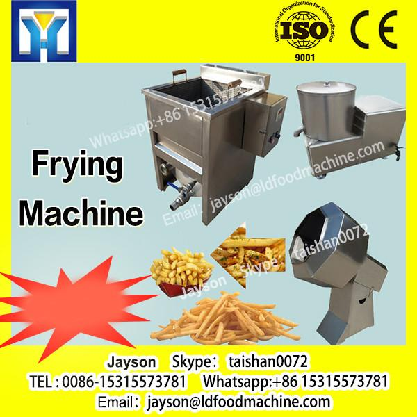 Industrial Stainless Steel Double Pan Fried Ice Cream Machine / Thailand Fry Ice Cream Machine with 10 Tanks #2 image