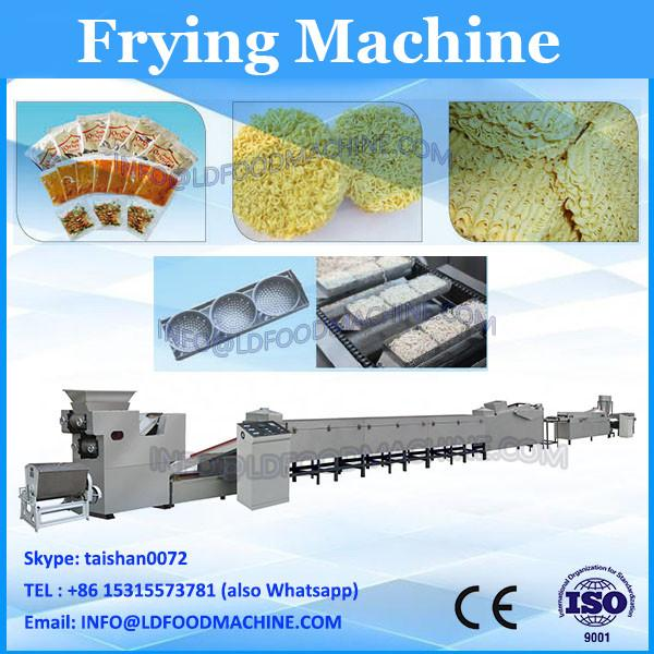 Industrial Stainless Steel Double Pan Fried Ice Cream Machine / Thailand Fry Ice Cream Machine with 10 Tanks #1 image