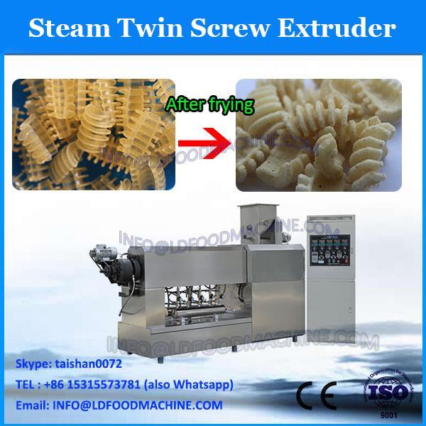 (Main product) automatic Corn rice snack food extrusion bulking machine #2 image