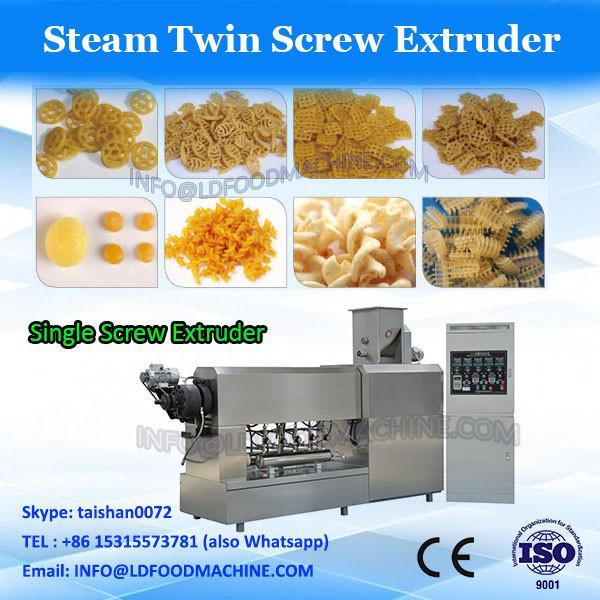 (Main product) automatic Corn rice snack food extrusion bulking machine #3 image