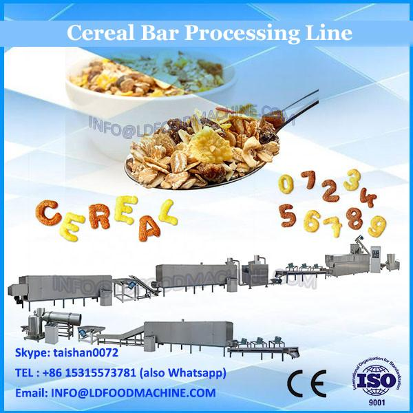 TK-BAF-300 CEREAL RICE CHOCOLATE BARS MACHINE for CHOCOLATE BAR PROCESSING #2 image